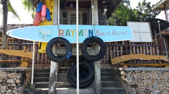 The Raymen Beach Resort.