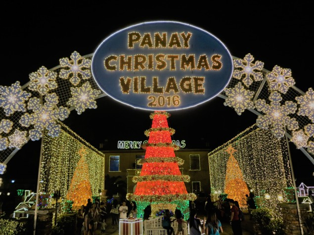 The Panay Christmas Village