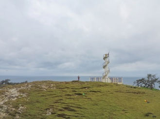 The pighthouse atop the Nagudungan Hill!