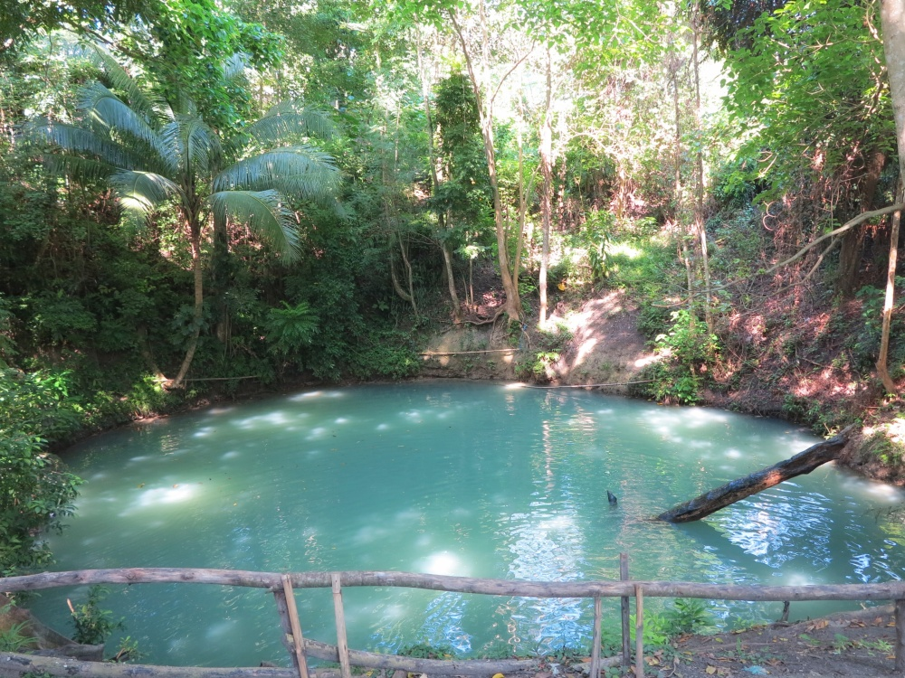 The Blue Lagoon Of Maguindanao