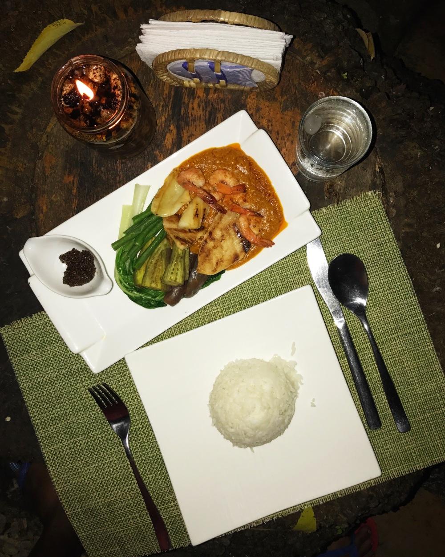 KAIN! Sumptous feast in Baha Bar.