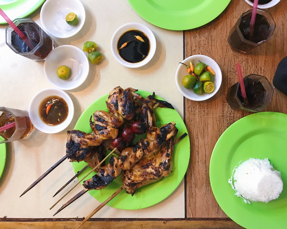Undoubtedly, Bacolod has the best chicken inasal!
