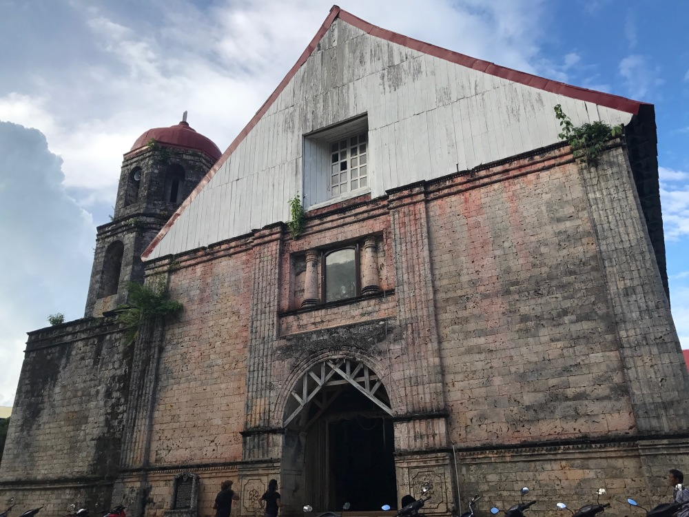 The Lazi Church is declared as a National Cultural Treasure by the National Museum of the Philippines.