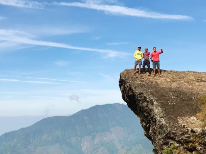 Three Shembots on Gungal Rock!