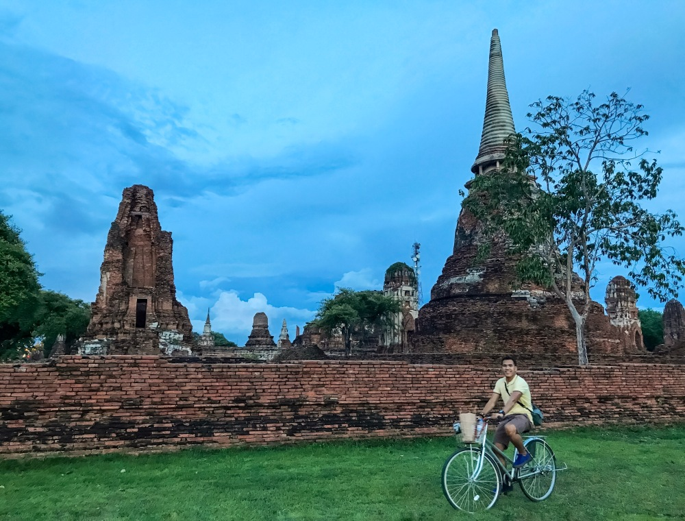 Enjoy Ayutthaya!