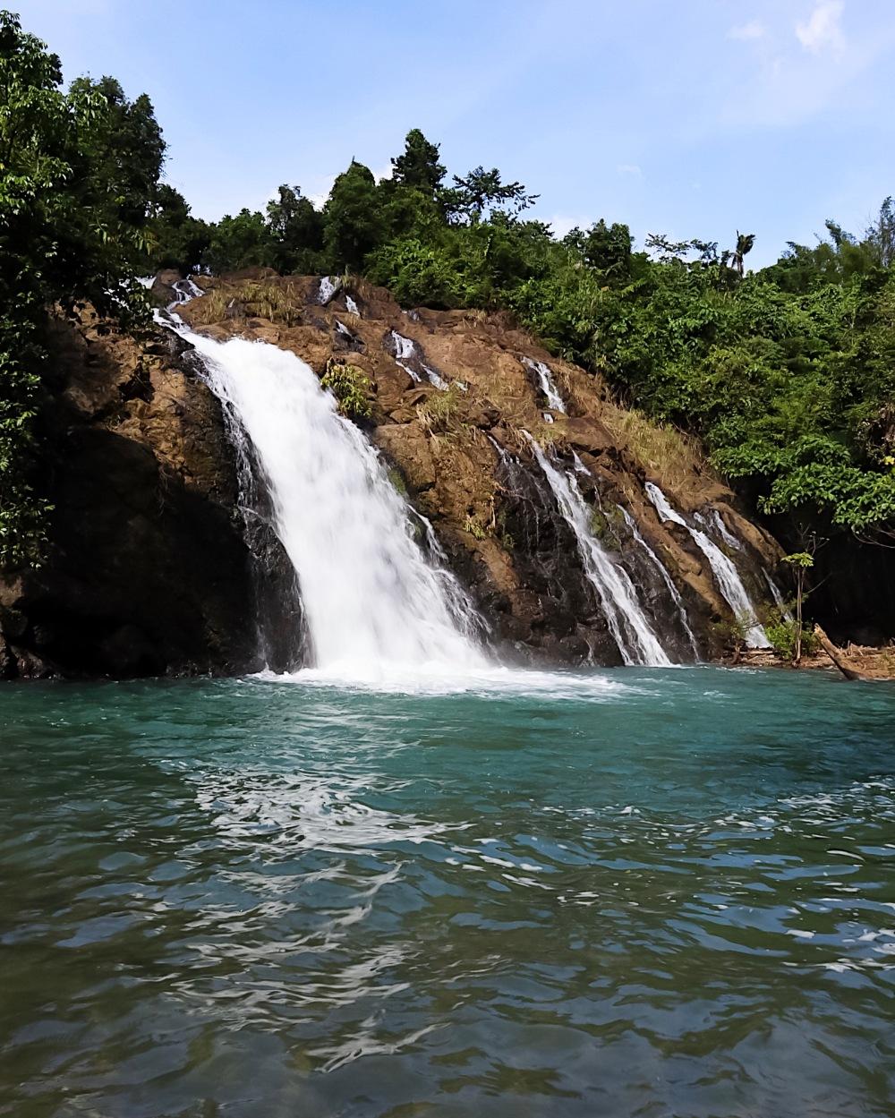 Pange Falls