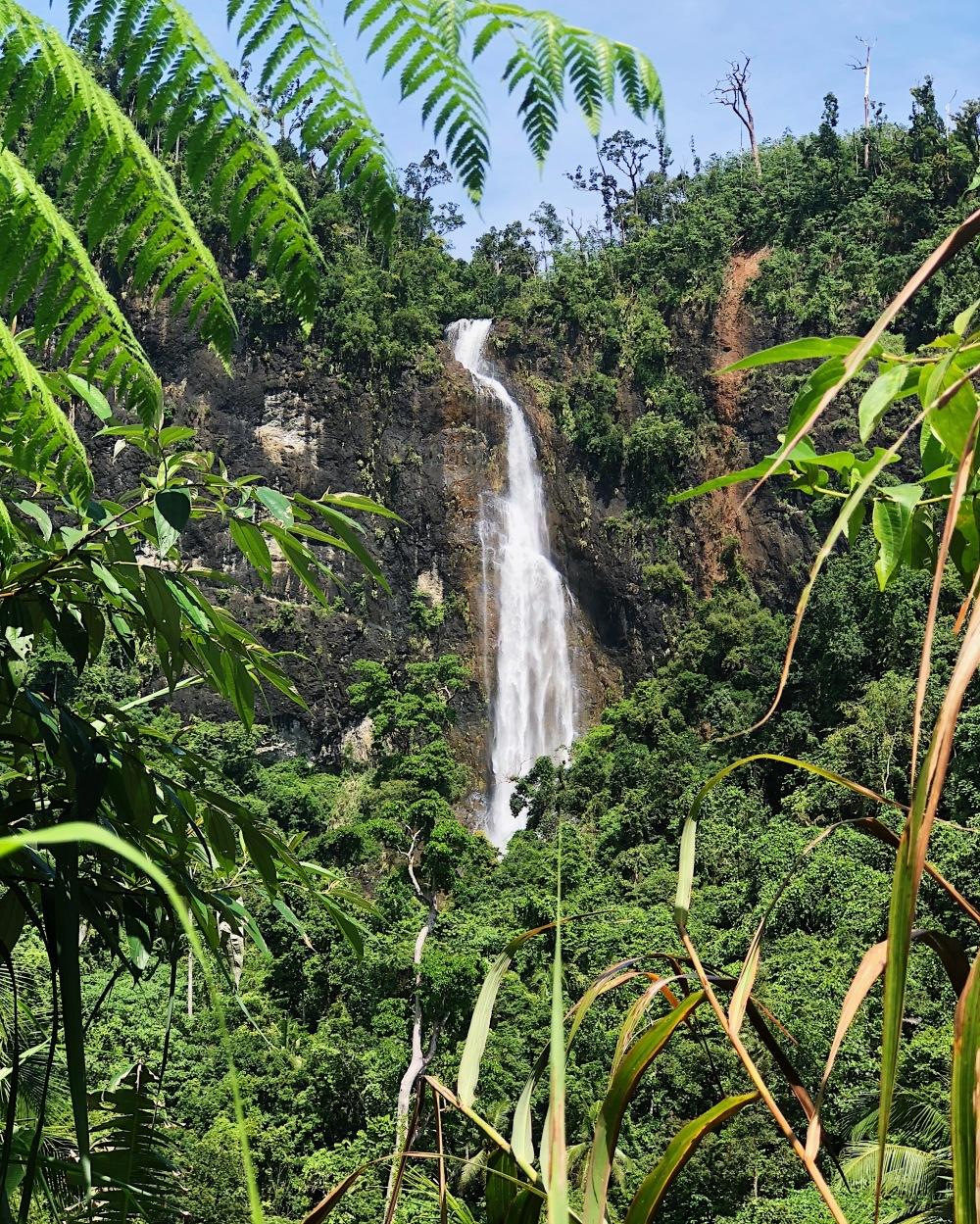 Amanjuray Falls