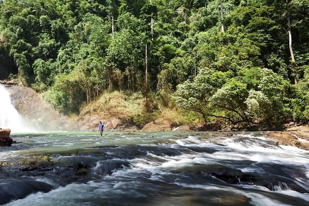 The Bolusao River