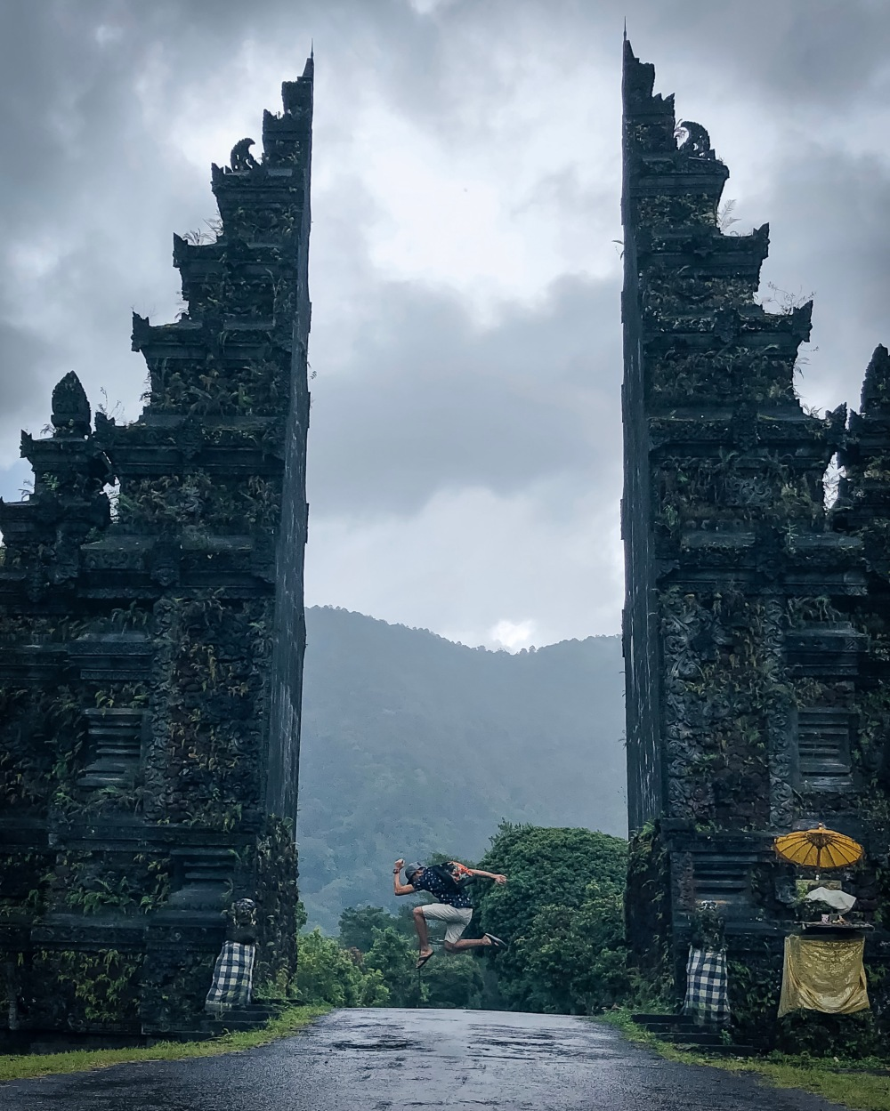 HANDARA GATE.