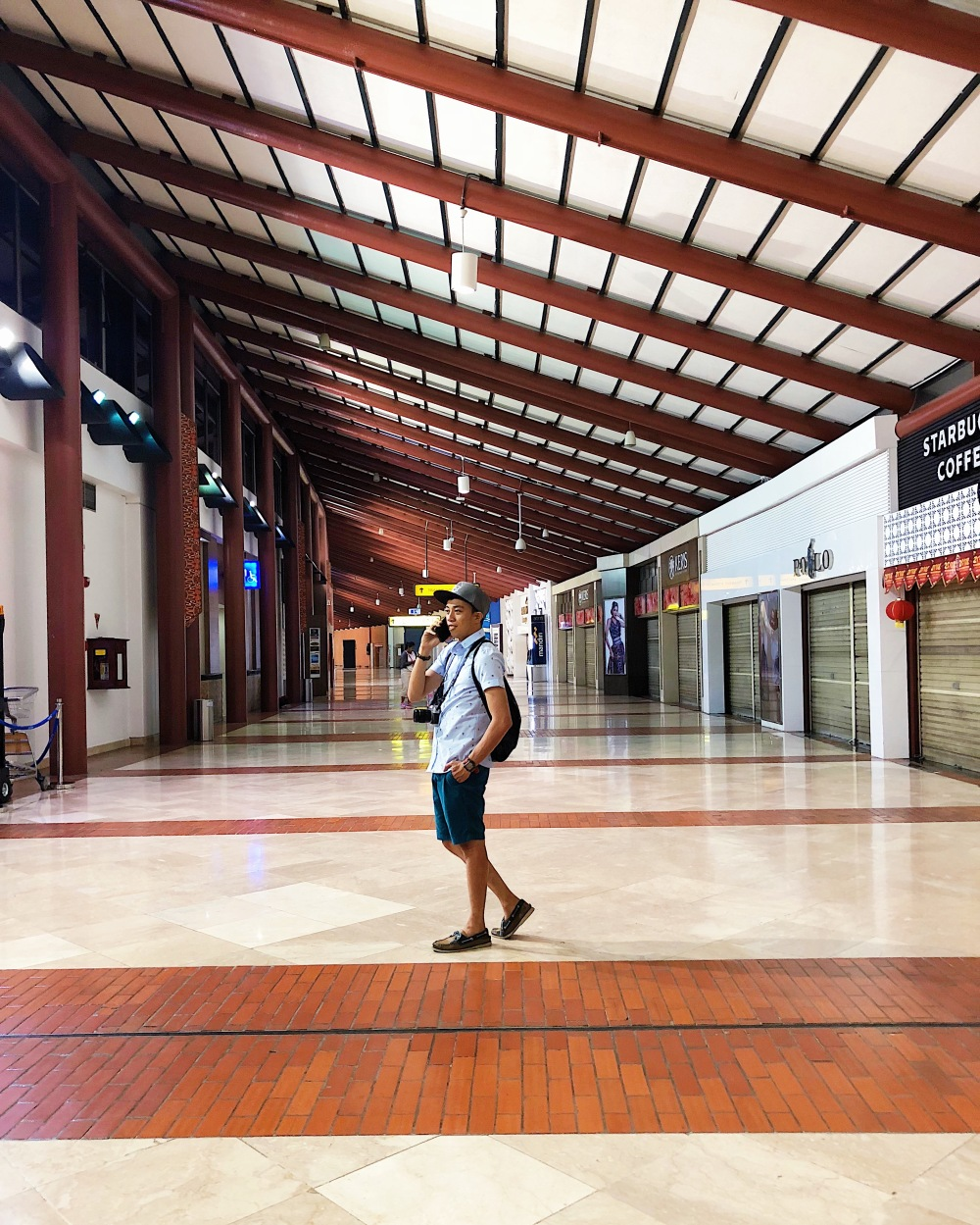 JAKARTA INTERNATIONAL AIRPORT.