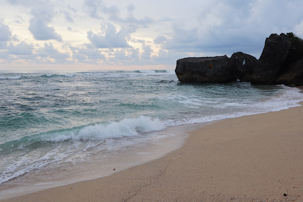 Beautiful waves.