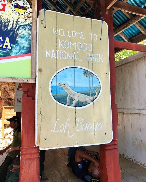 LOH BUAYA. Loh Buaya is the main attraction in Rinca Island where the Komodo dragons can be seen.
