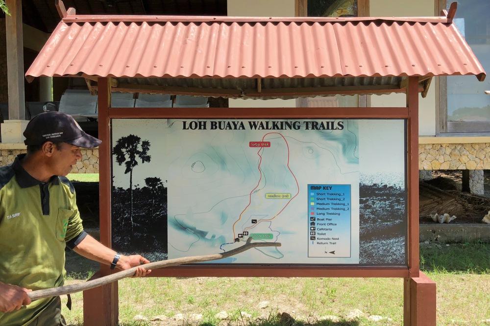 MAP OF LOH BUAYA.