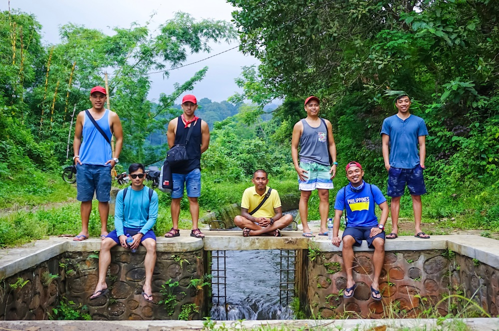 SHEMBOT SQUAD IN LOMBOK.