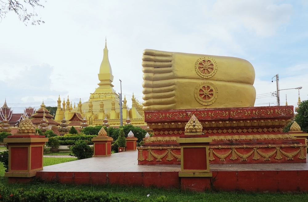 PHA THAT LUANG COMPLEX.