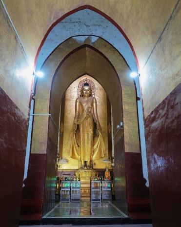 KONAGAMANA. Buddha facing the east.