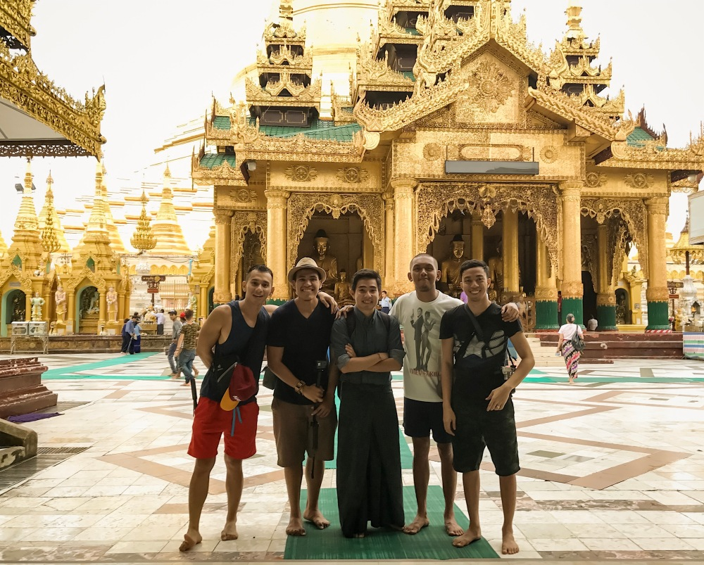THE INDOCHINA BOYS WITH HTOO, THE WANDERLUST