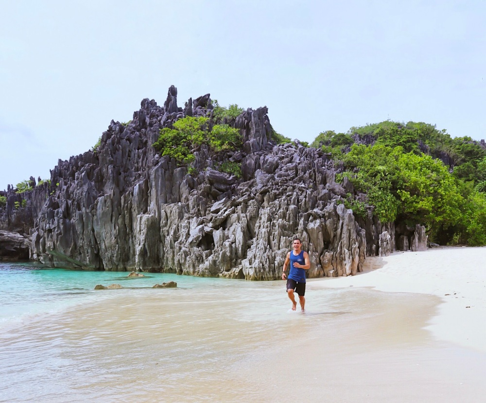 EXCITED! I was so looking forward to exploring Caramoan even before we started our BIcol adventure. This is definitely one of the places I've been yearning to visit!