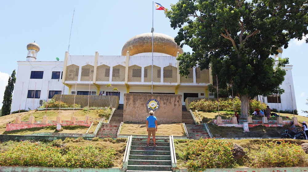 THE TAWI-TAWI PROVINCIAL CAPITOL.