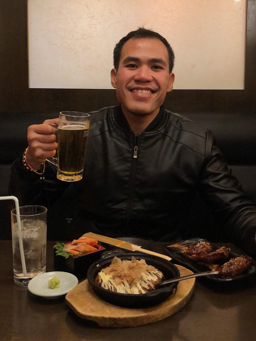 JAPANESE FOOOOOD!