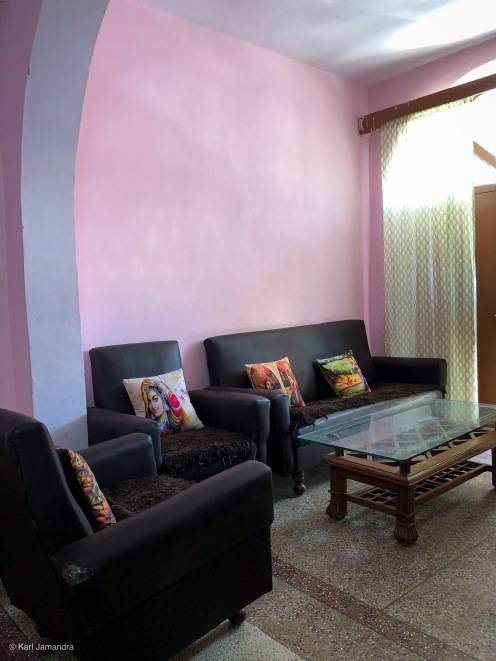 JWALA NIKETAN GUESTHOUSE. These are the pictures of one of the most popular backpackers hostels in Jaipur.