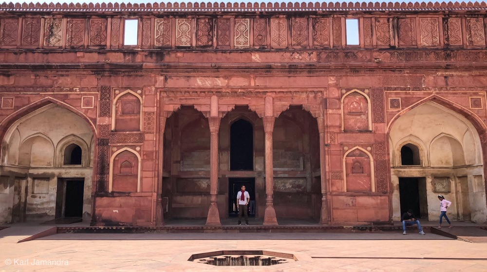 ONE OF THE FINEST MUGHAL FORTS IN INDIA.