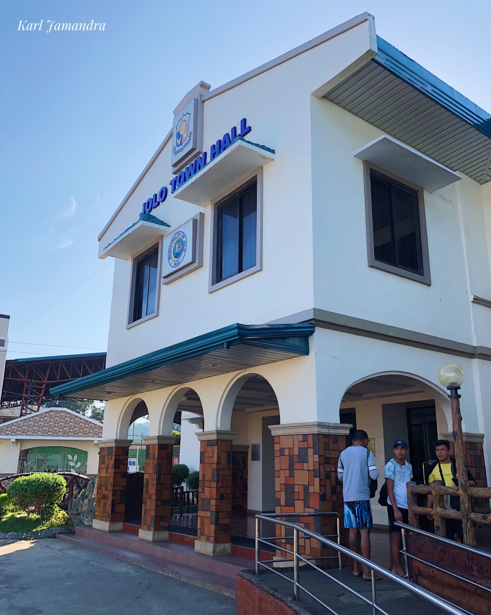 JOLO TOWN HALL