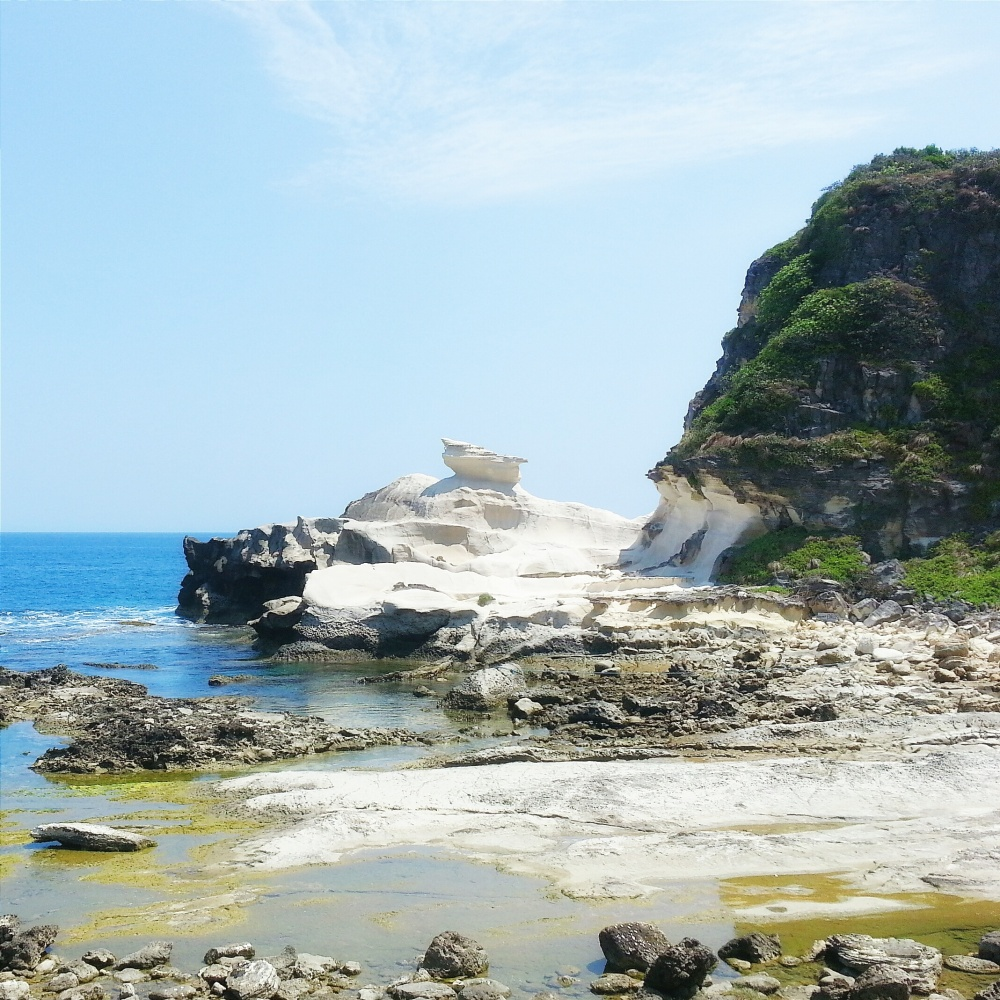THE AMAZING KAPURPURAWAN ROCK FORMATIONS